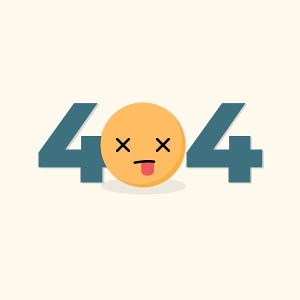 Oops, 404 error... Alles wat je hierover moet weten