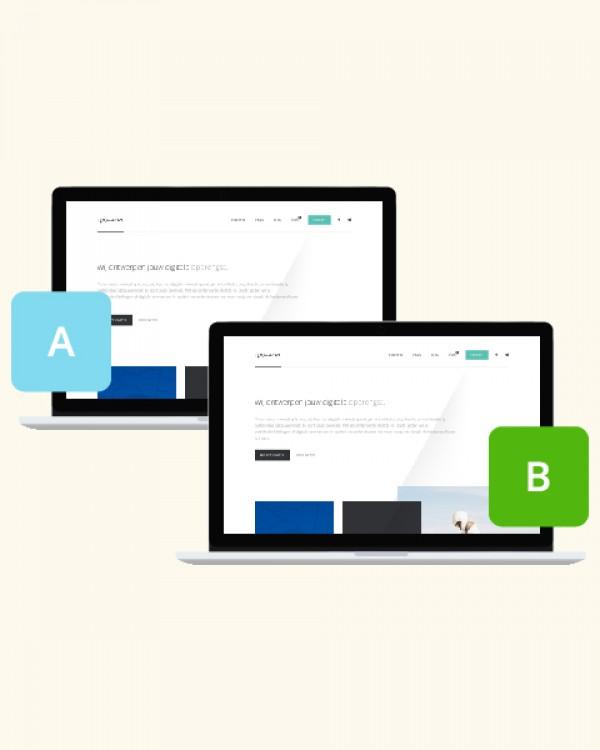Conversie optimalisatie dankzij A/B Testen van Google Optimize
