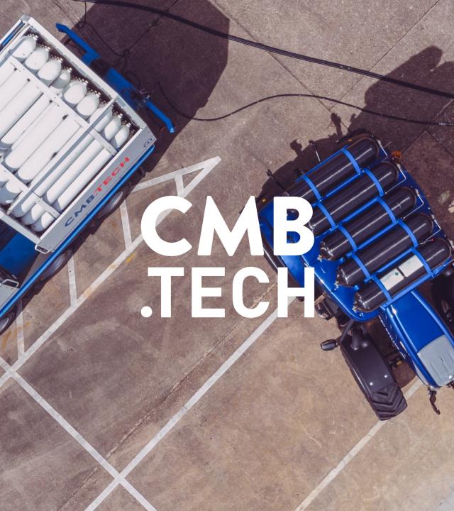 Web design voor CMB.TECH I UXMen case