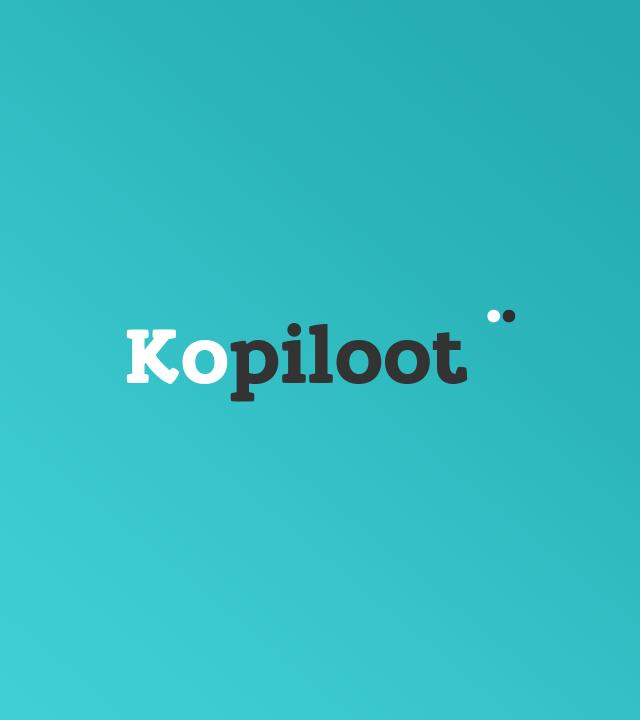 Kopiloot | UXMen case