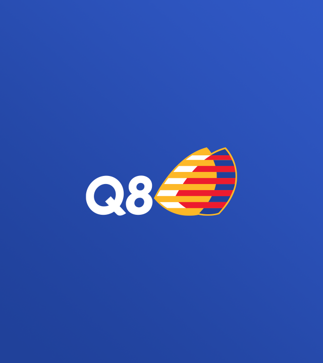 Q8 BeNeLux | UXMen case