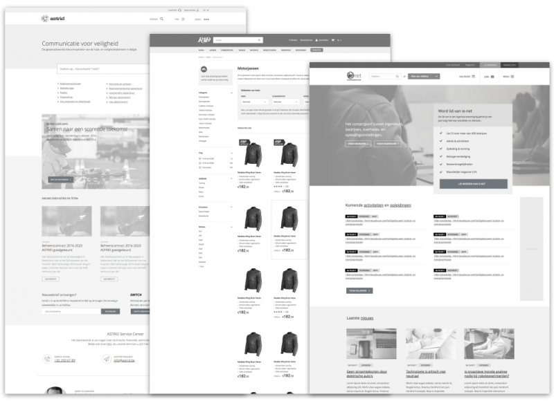 Prototyping & Wireframes